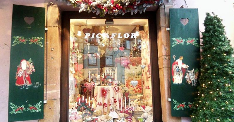 Boutique PICAFLOR décorations de Noël
